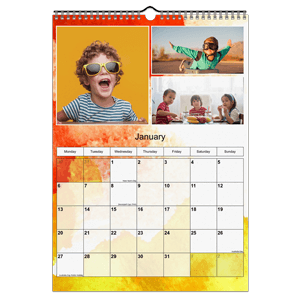 Personalised Calendar<br>A3